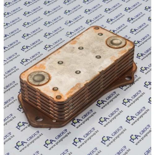 Масляный радиатор ДВС JCB 3CX